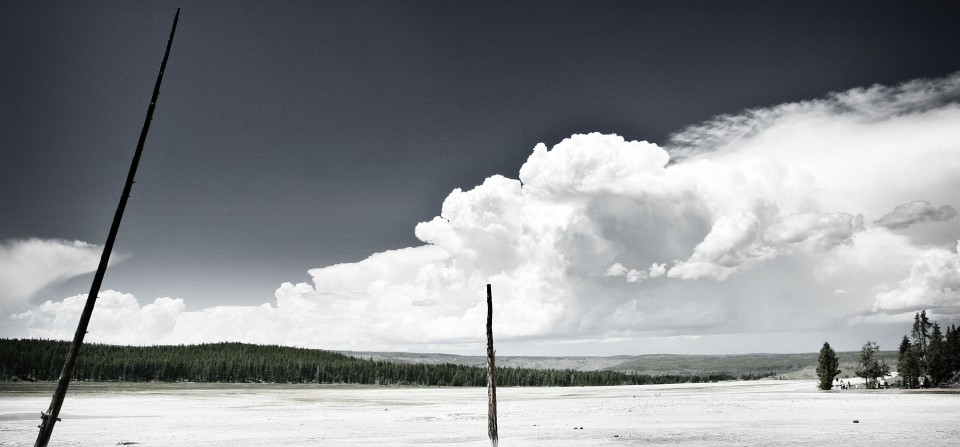 Yellowstone Clouds *5