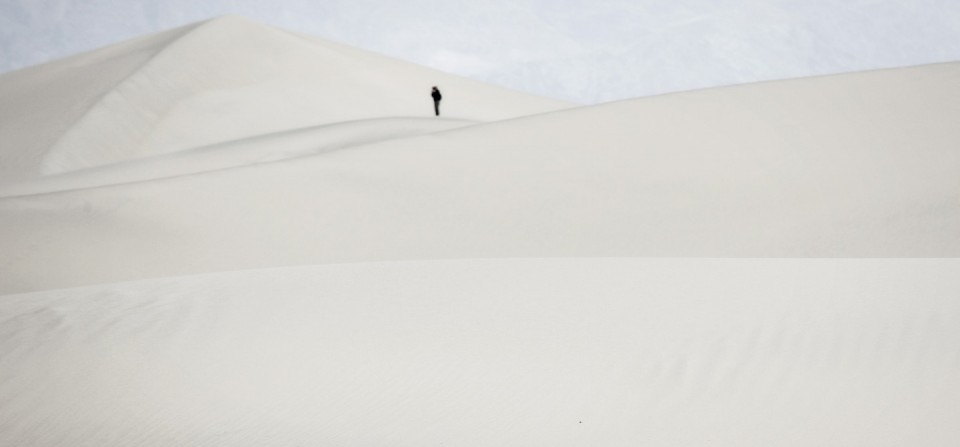 Death Valley — Mesquite Sand Dunes #12
