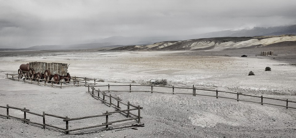 Death Valley — Harmony Borax Works #1